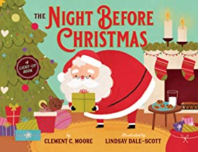 The Night Before Christmas: A Light-Up Book
