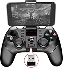 IPEGA PG-9076 Wireless Controller Game pad 2.4G for PS3 Android/Samsung GALAXYS8/S8+ S9/S9+ Huawei P20 OPPO VIVO X21 LG Most Android phones Tablet PC