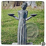 ORIGINAL Bird Girl, In Cemetery, Coaster. Savannah Coasters, Savannah Georgia, Mix and Match to make a set and save on shipping