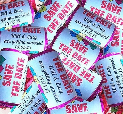 sorteos de estadio IdealWigsNet Corazones de Amor Personalizados ahorran la Fecha Paquete de de de 30  la mejor selección de