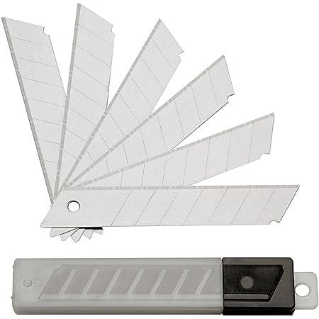 100St.–Cuchilla tronzable–Cúter (18mm; Cutter Cuchillas Cutter Cuchillo nuevo