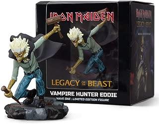 Iron Maiden : Legacy of the Beast - Vampire Hunter Eddie Figure