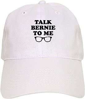 Talk Bernie to Me Baseball Cap Baseball Cap