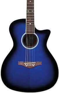 Best daisy rock wildwood artist acoustic electric guitar Reviews