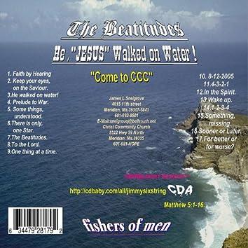 The Beatitudes/Fishers of Men.