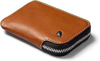 Bellroy Leather Card Pocket Wallet Caramel