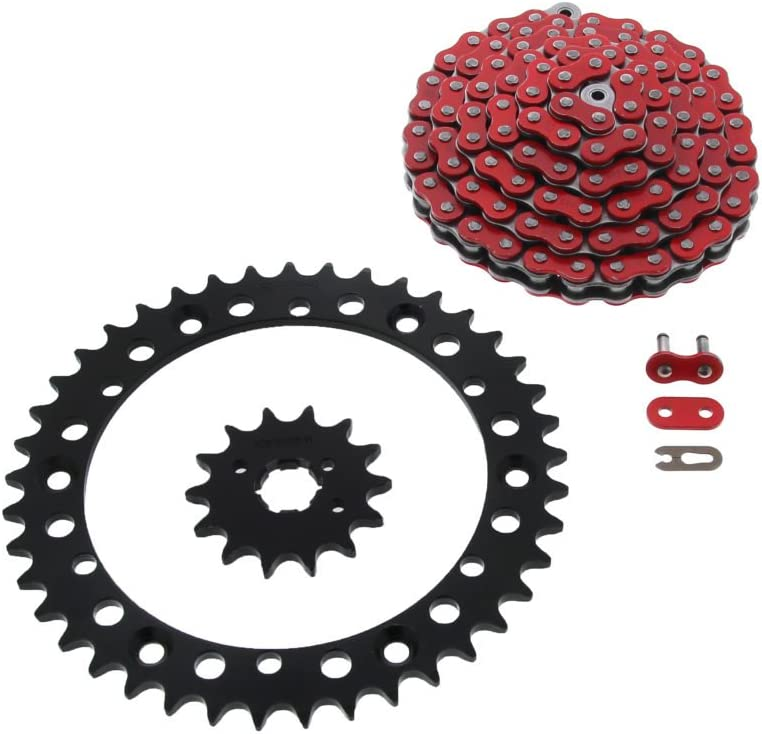 89-06 fits Yamaha YFZ350 350 Banshee Chain O-Ring Non Blac Red Great interest Sale price