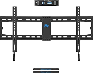 Mounting Dream Fixed TV Wall Mount TV Bracket for 42-70 Inch Flat Screen LED OLED TV, Slim Flat Wide TV Mount Flush Low Pr...