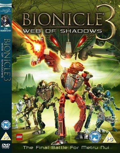 Bionicle 3 [Reino Unido] [DVD]