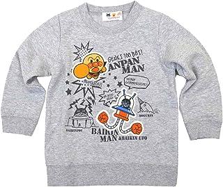 アンパンマン トレーナー 裏起毛 アップリケトレーナー 秋物 冬物 春物 ANPANMAN pz-ap20
