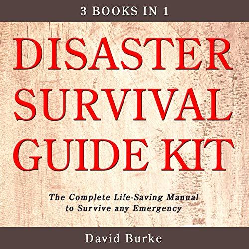 Disaster Survival Guide Kit cover art