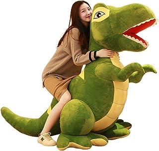 Zhyaj Peluche Gigantes, Peluche Dinosaurio Muñeca Linda Almohada para Dormir Regalo para Niña Día del Niño San Valentín Regalo
