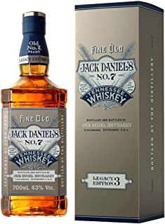 Jack Daniel'S Jack Daniel'S Sour Mash Tennessee Whiskey Legacy Edition No. 3 - Grey Design 43% Vol. 0,7L In Giftbox - 700 ml
