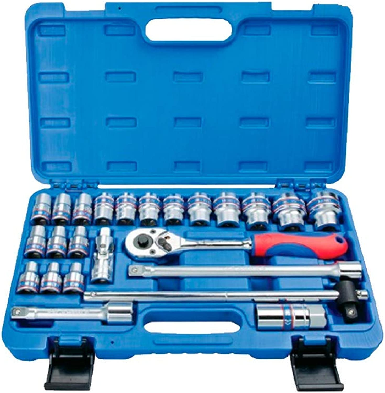 King Tony 24PC 1 2    DR. Socket and Wrench Set B018QSSV58 | Schönes Design