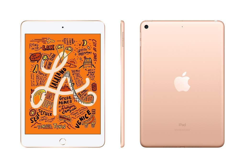 2019 Apple iPad Mini (Wi-Fi, 64GB) - Gold