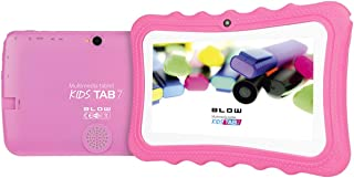 Blow Kidstab 7.2 79-006# 7.2 cala, Tablet Edukacyjny dla Dzieci, Cortex A7 4 x 1,2 GHz Quad Core, 0.5 GB RAM, 4 GB, Androi...