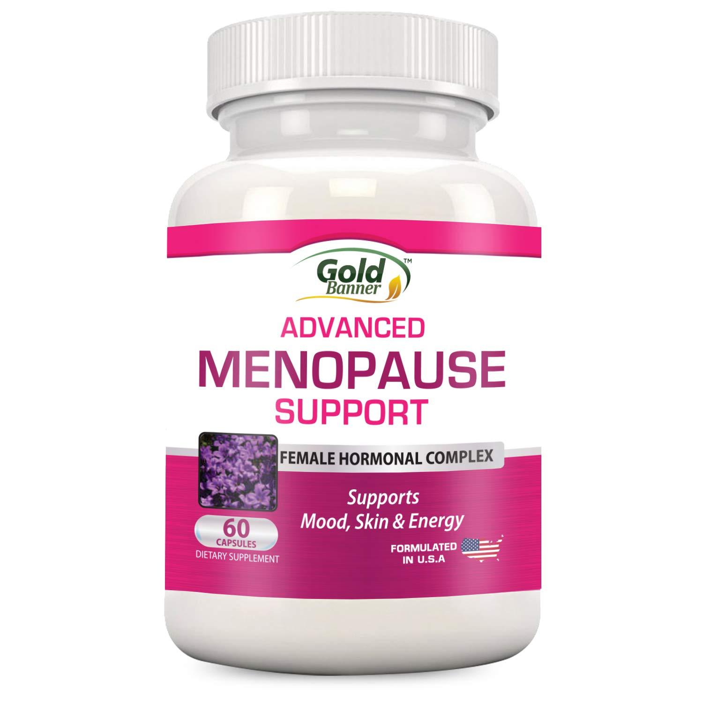 Advanced Menopause Support Hormonal Isoflavones