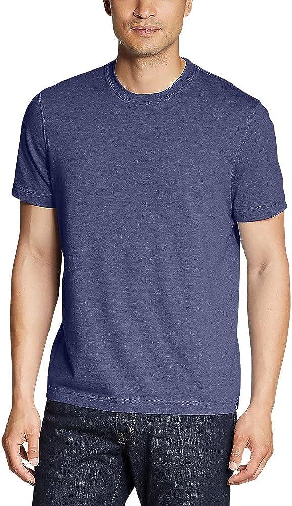 Eddie Bauer Men's Legend Wash Pro Short-Sleeve T-Shirt - Slim