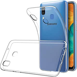 AINOYA Galaxy A30 Case, [HGH-Quality][Personalized][Lovely][Shock Absorption Technology] [Drop Cushion] Raised Bezels Slim Protective Cover for Samsung Galaxy A30