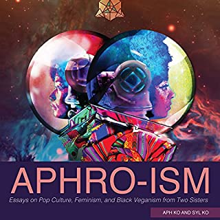 Aphro-ism audiobook cover art