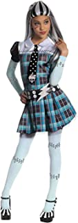 Monster High Frankie Stein Costume - One Color - Large