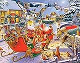 Santa & Friends Advent Calendar (Countdown to...