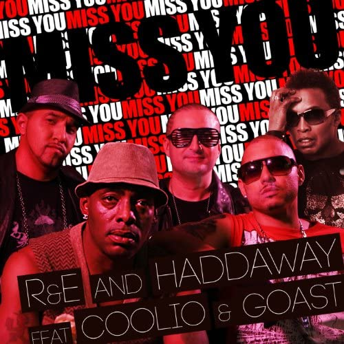 R&E a.k.a Rumanetsa & Enchev feat. Haddaway, Coolio & Goast
