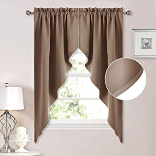 Best swag valance for living room Reviews