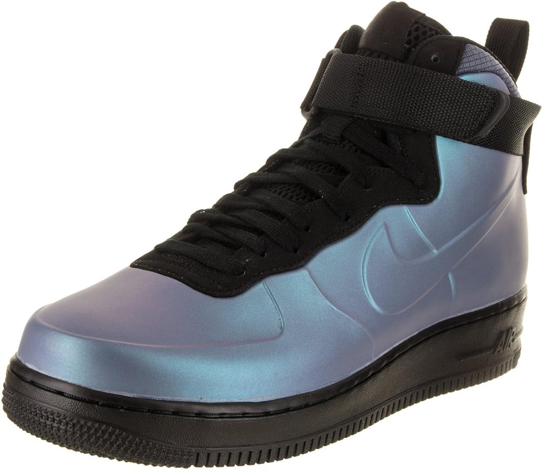Nike Herren Air Force Force Force 1 Foamposite Cup Fitnessschuhe Schwarz B078P51PZ7 d41c94