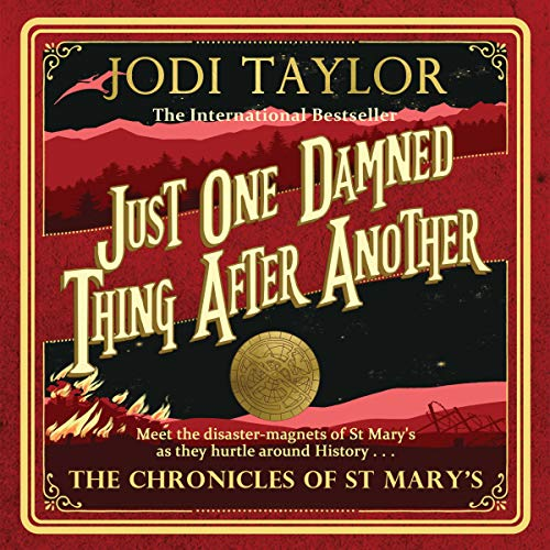 Just One Damned Thing After Another cover art