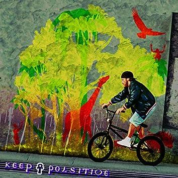 Keep Polsitive
