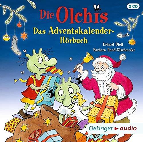 Die Olchis: Das Adventskalender-Hörbuch (2 CD)