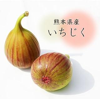 【 熊本県産 】 無花果 ( いちじく ) 4パック入り