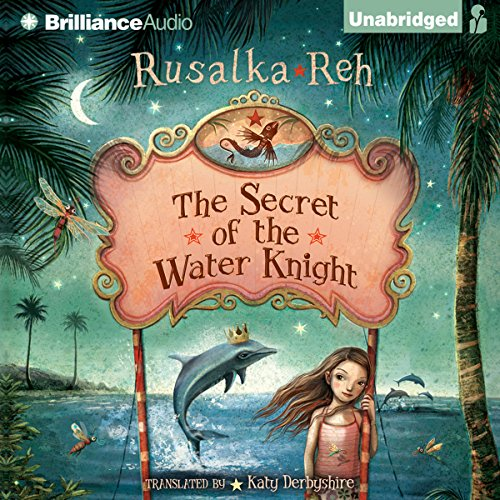 The Secret of the Water Knight audiobook cover art