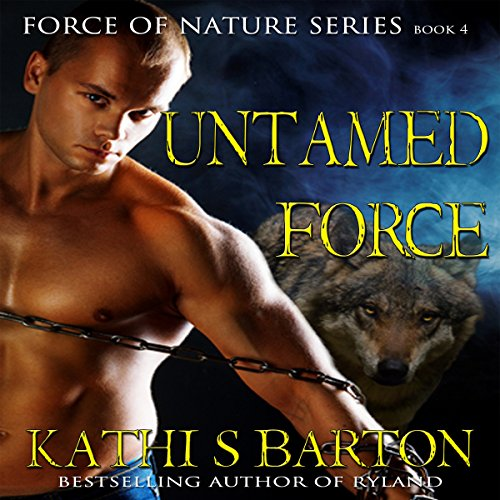 Untamed Force audiobook cover art