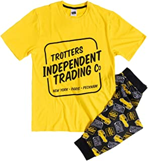 Mens Only Fools and Horses Trotters Independent Trading Pyjamas