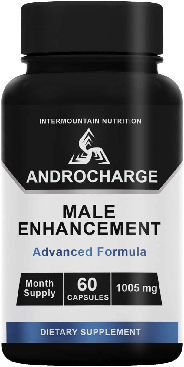 Androcharge Free Shipping New Pill Advanced New mail order Formula Sup Performance