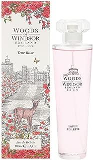 True Rose by Woods of Windsor 3.3 oz Eau de Toilette Spray