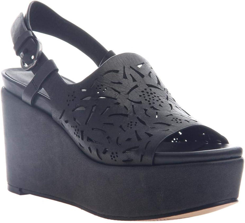 Naked Feet Pegasi Womens Pegasi-Black