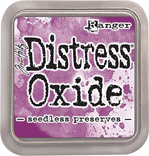Ranger Ink Pad Sdlss Prsrvs THoltz Distress Oxides, Faded Rose |