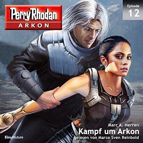 Kampf um Arkon Titelbild