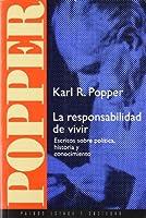 LA Responsabilidad De Vivir 844930167X Book Cover