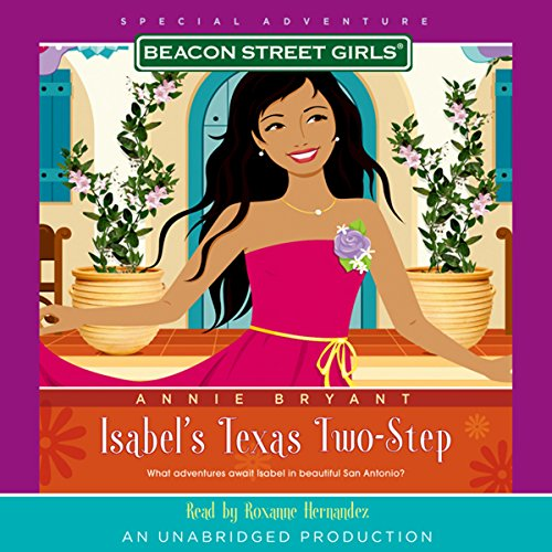 Isabel's Texas Two-Step cover art