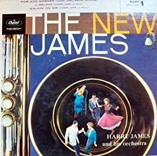 The New James Part 1