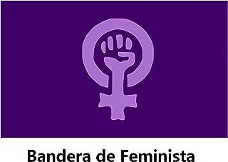 Durabol Bandera de Feminista 150 X 90 CM Flag