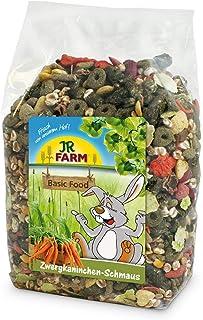 JR Farm Zwergkaninchen-Schmaus 2,5kg (Menge: 4 je Bestelleinheit)