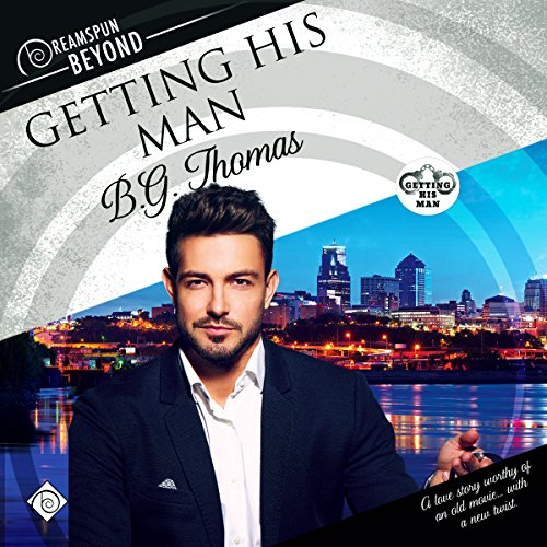 Getting His Man audiobook cover art
