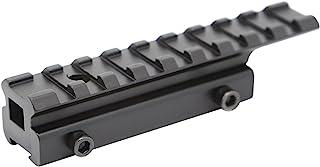 OctagonStar 9-Slot Rail Mount Adapter Mount Adjustor Dovetail to Picatinny
