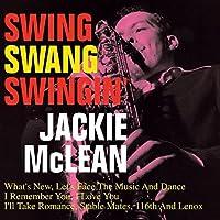 Swing Swang Swingin by Jackie McLean (2014-09-22)