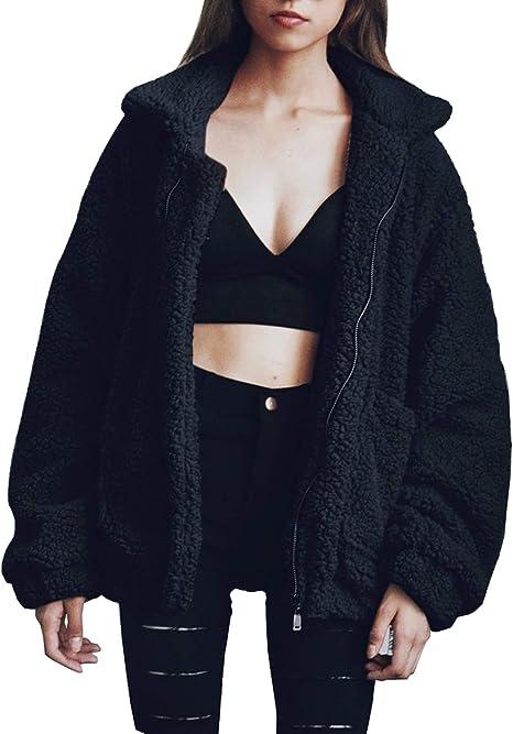 black teddy jacket cool edgy